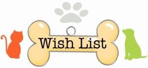 wish list title